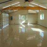 4195 solid floor + woodbeam