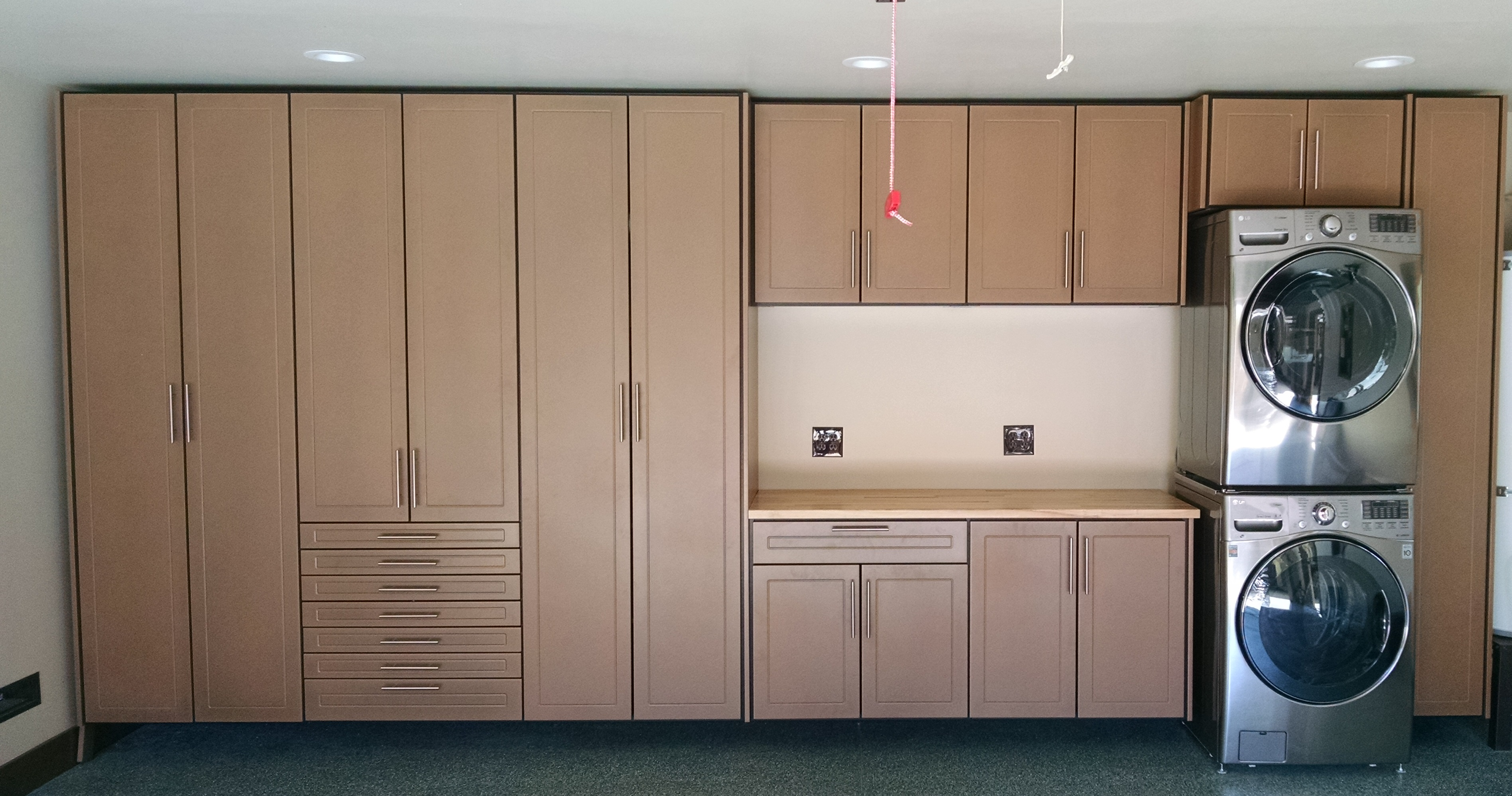 Easy Customization For Any Space With Redline Cabinetry