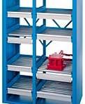 Roller Shelves