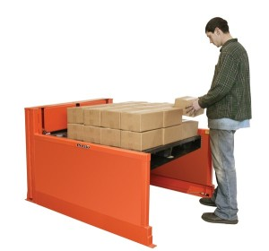 Load pallets with ease and avoid work place back injuries