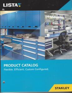 2016 Lista Catalogue Cover