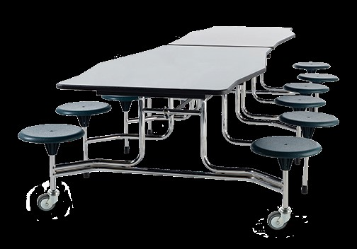Adjustable Torsion Prevents Tables From Opening Too Quickly